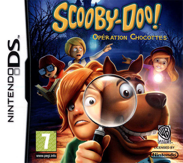 Scooby-Doo! Op?�ration Chocottes