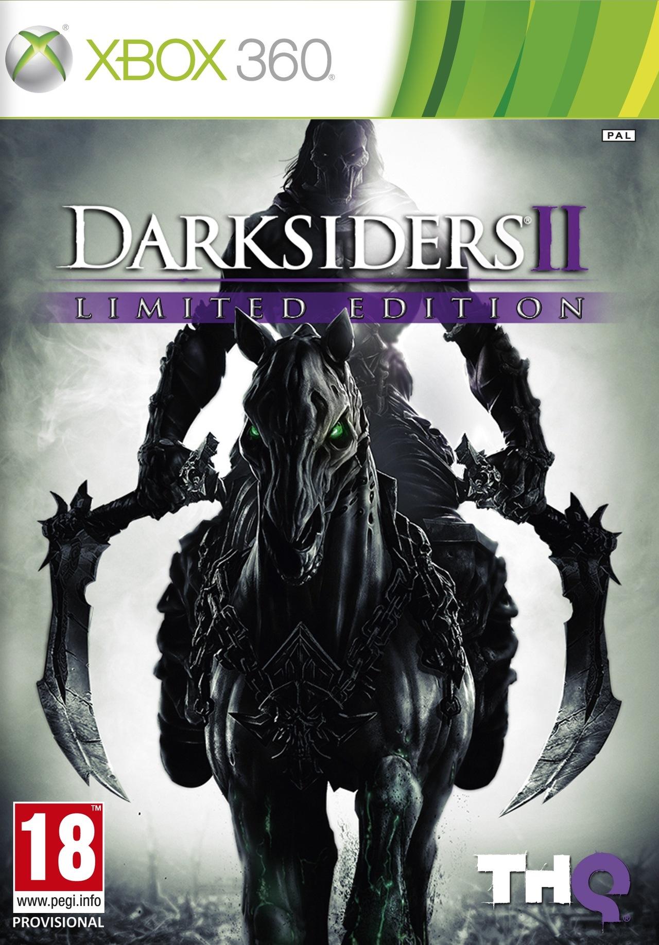 Darksiders II XBOX360 [RG]
