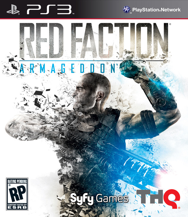 RED FACTiON ARMAGEDDON UNCUT EUR PS3 (exclue) [FS]