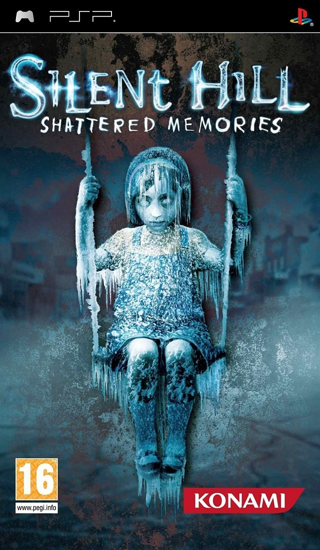 [PSP][USA] Silent Hill: Shattered Memories