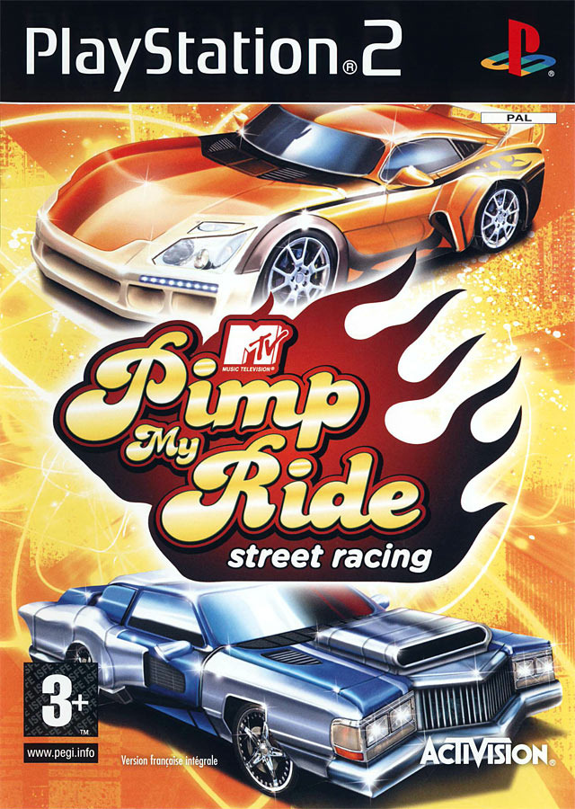 [MU] Pimp my Ride : Street Racing [PS2]