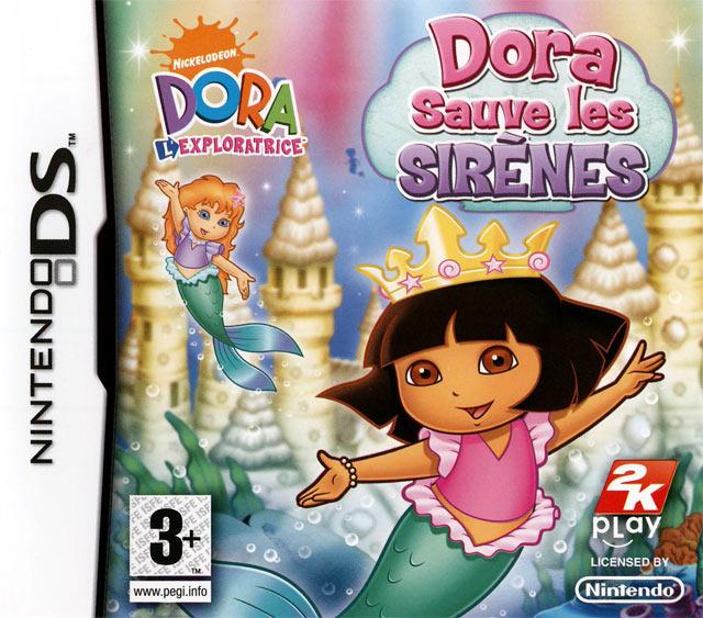 Dora Sauve les sir??nes