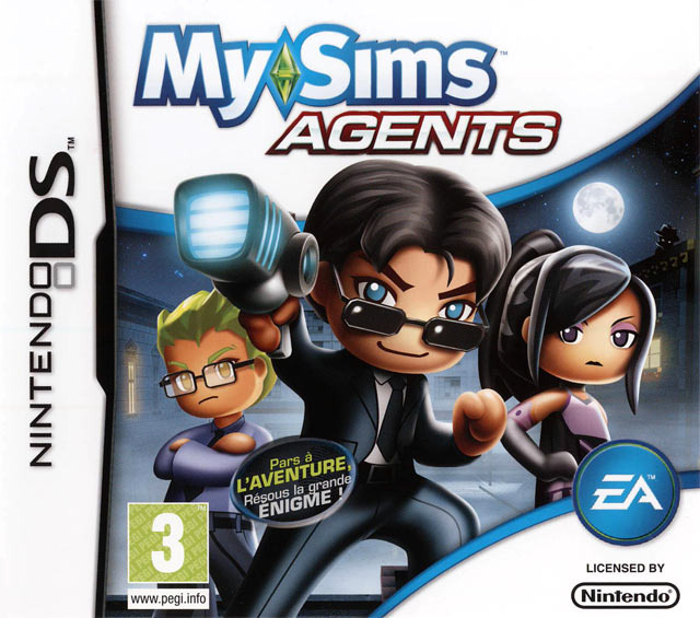 MySims Agents [EUR] [DS]