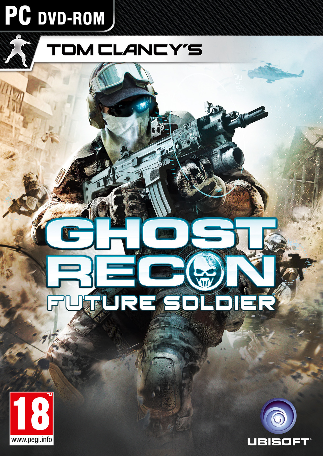 Tom Clancys Ghost Recon Future Soldier + FIX + UPDATE [FRENCH] (exclue) [MULTI]