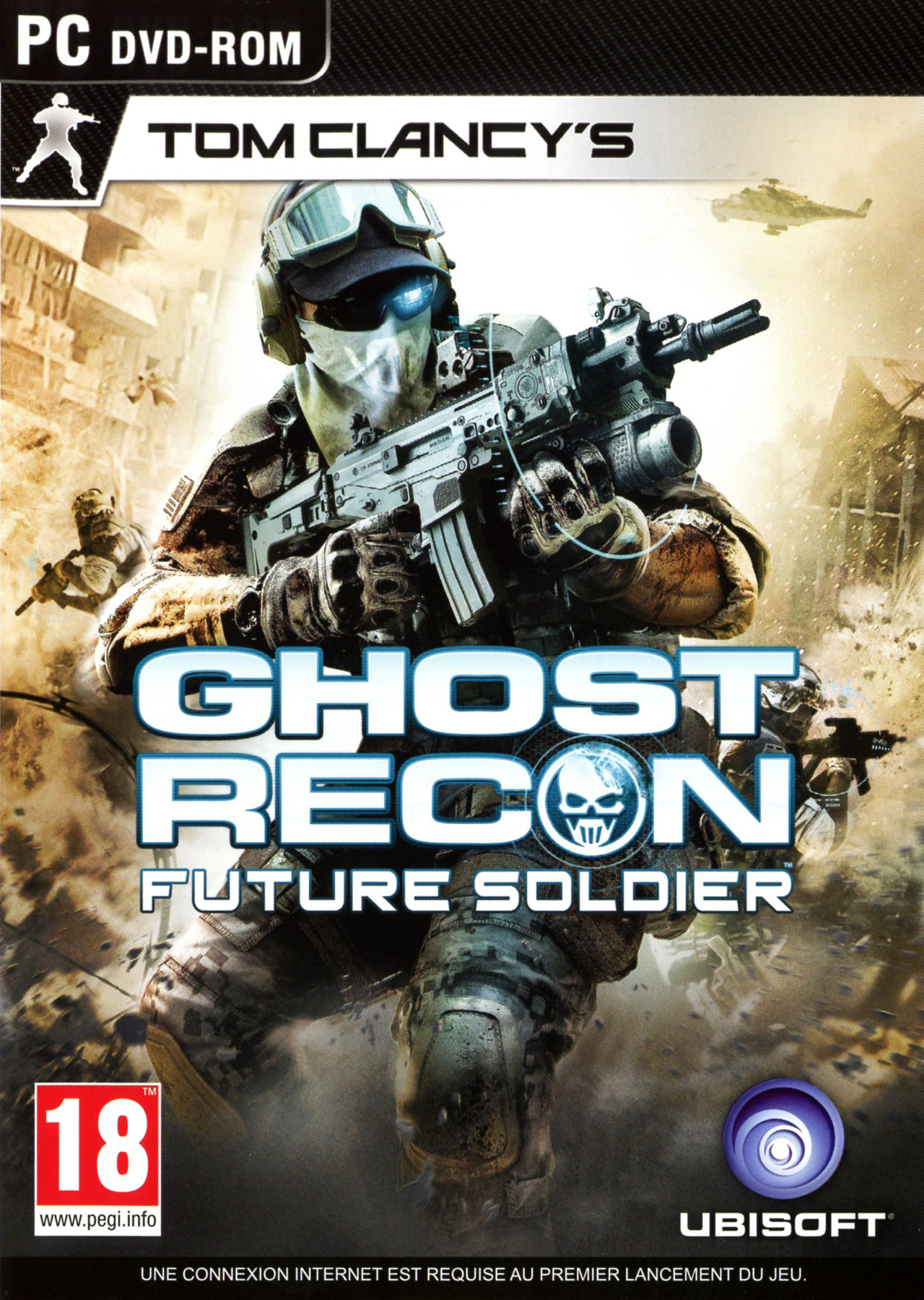 [DF] Ghost Recon : Future Soldier [Jeux/PC]