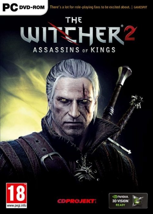 The Witcher 2 : Assassins of Kings [MULTI] + PATCH + CRACK [FS] [US] (Exclue)