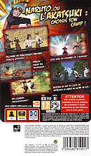 Images Naruto Shippuden : Legends : Akatsuki Rising PlayStation Portable - 1