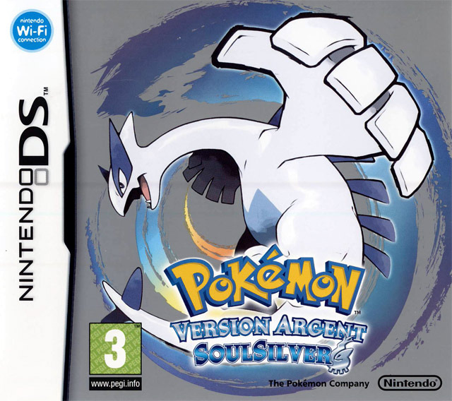 Pokémon Version Argent : SoulSilver DS