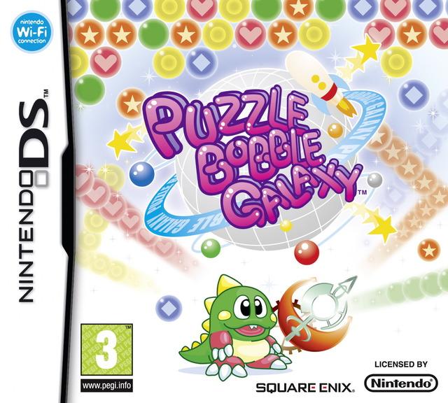 jeuxvideo.com Puzzle Bobble Galaxy - Nintendo DS Image 1 sur 201