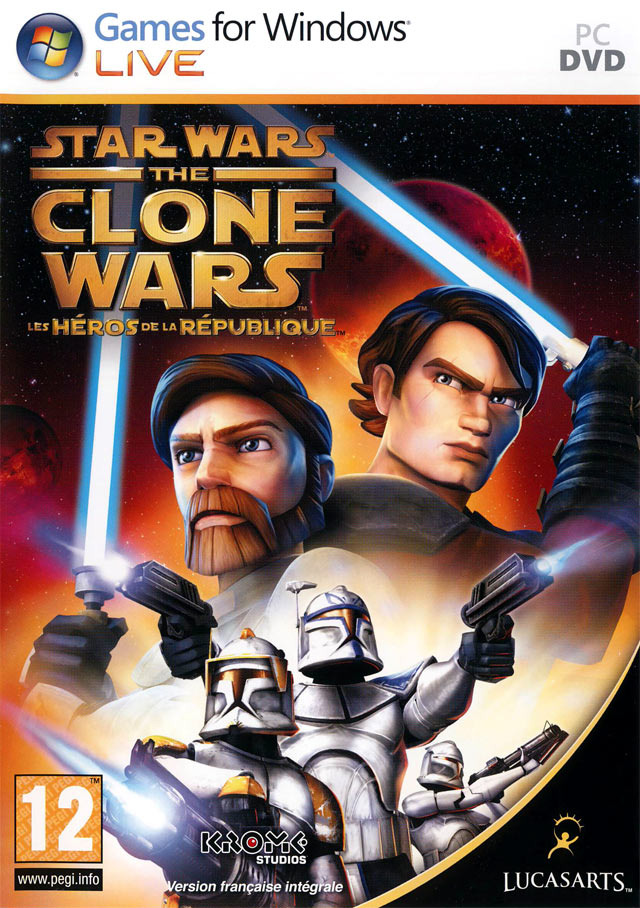 [MULTI] Star Wars The Clone Wars : Les Héros de la République [MULTI] [PC]