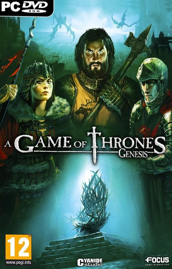 (�`�._.�[ A Game of Thrones Genesis ]�._.���)