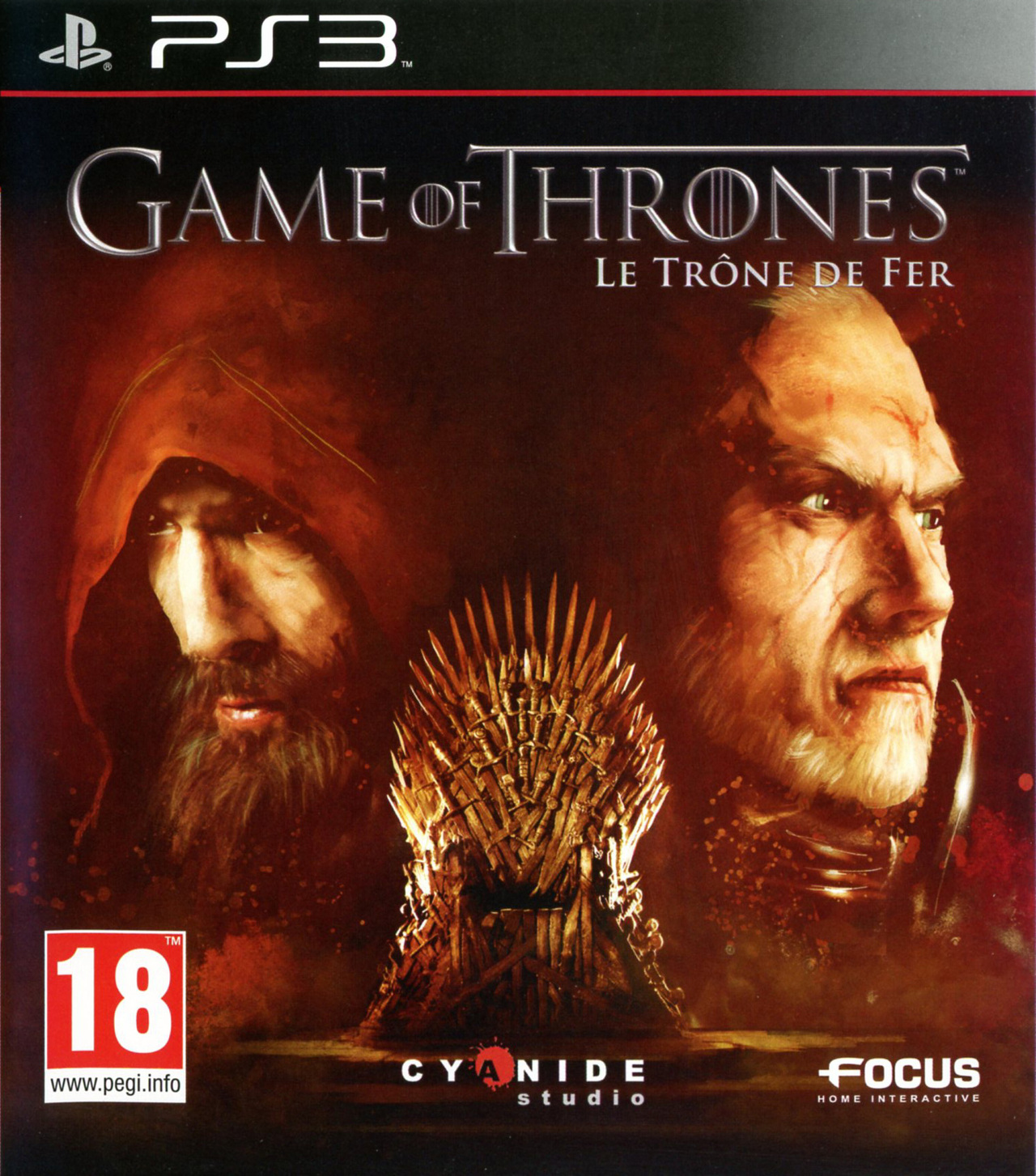 Game of Thrones EUR PS3 [MULTI]