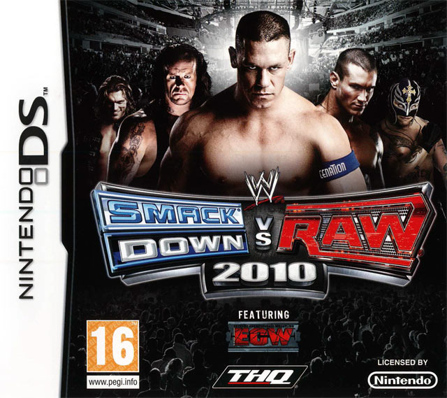 [HF]  WWE Smackdown vs Raw 2010 [NDS]