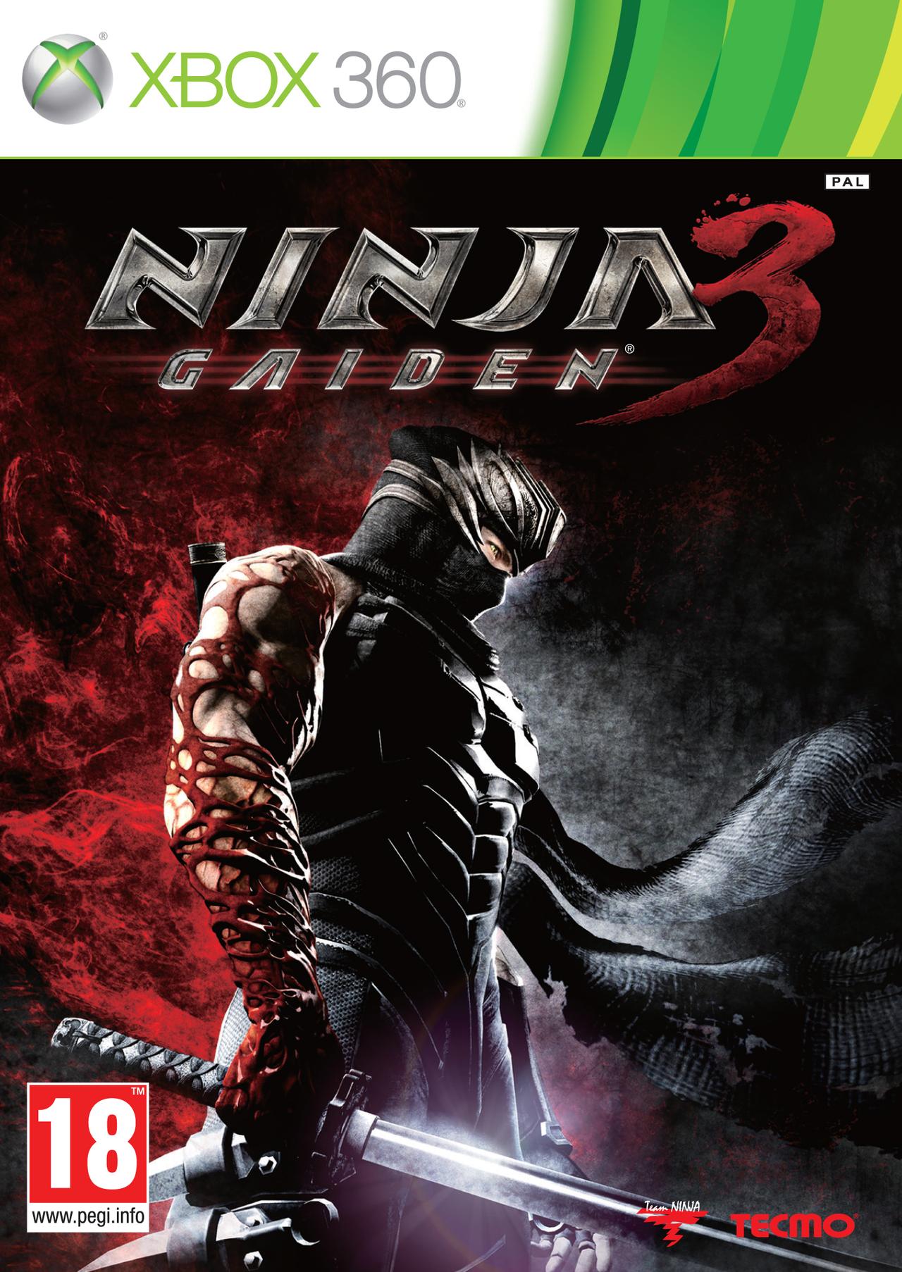 Ninja Gaiden 3 [MULTI] [Xbox 360]