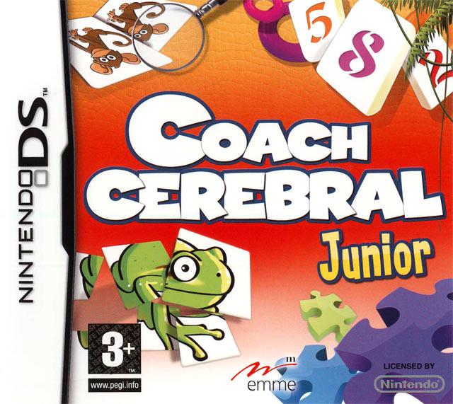 jeuxvideo.com Coach Cérébral Junior - Nintendo DS Image 1 sur 40
