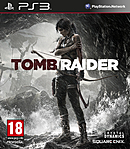 Jaquette Tomb Raider - PlayStation 3