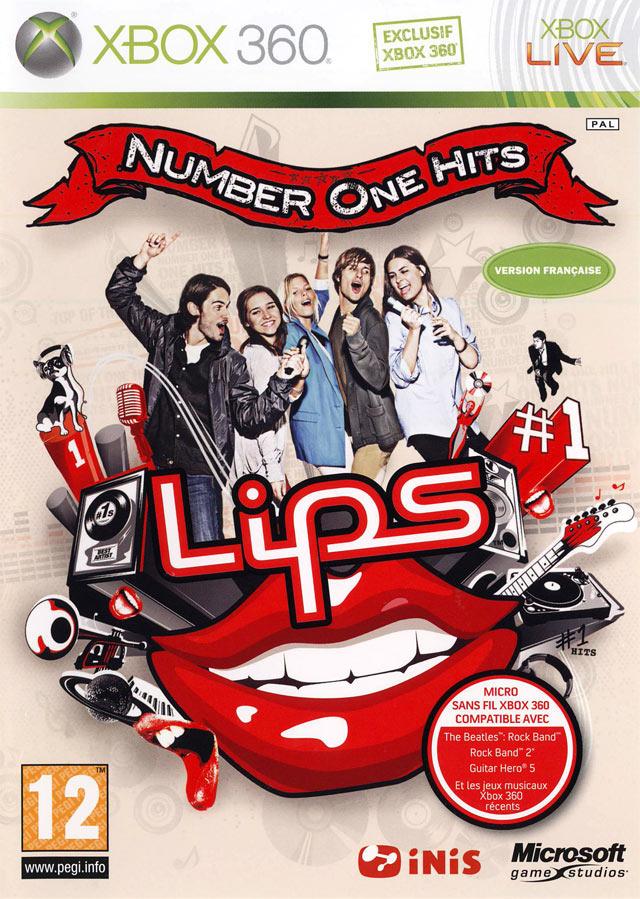 Lips sur Xbox 360 - jeuxvideo.com