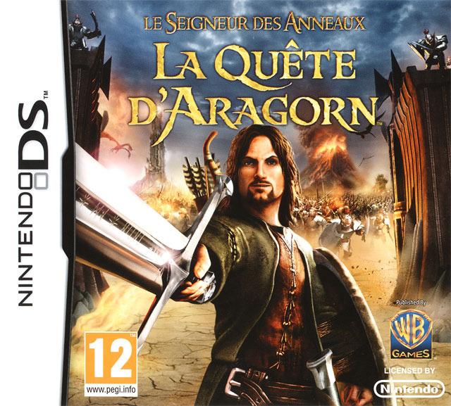 Le Seigneur des Anneaux : La Quête d'Aragorn DS