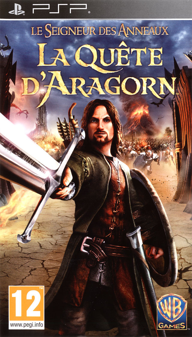 [UP.TO] Le Seigneur des Anneaux : La Quête d'Aragorn [PSP]