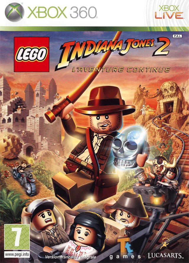 LEGO Indiana Jones 2 : L'Aventure Continue - Xbox 360 Image 1 sur 84