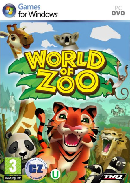 Screens Zimmer 4 angezeig: world of zoo pc
