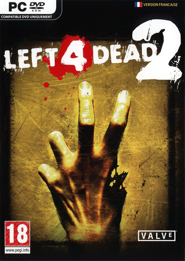 Left 4 Dead 2 [FRENCH PC DVD]