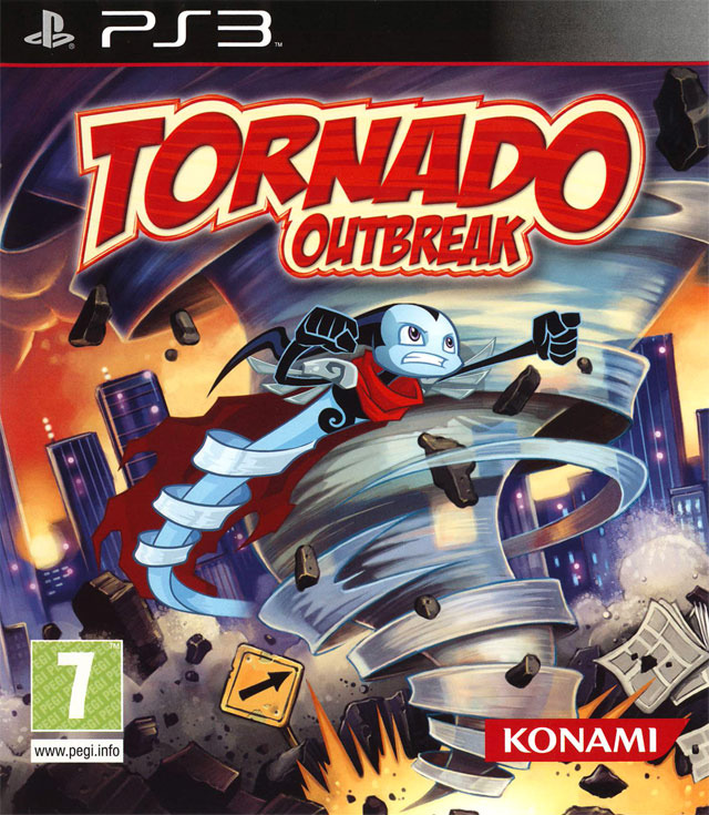Tornado Outbreak USA JB PS3 [FS]