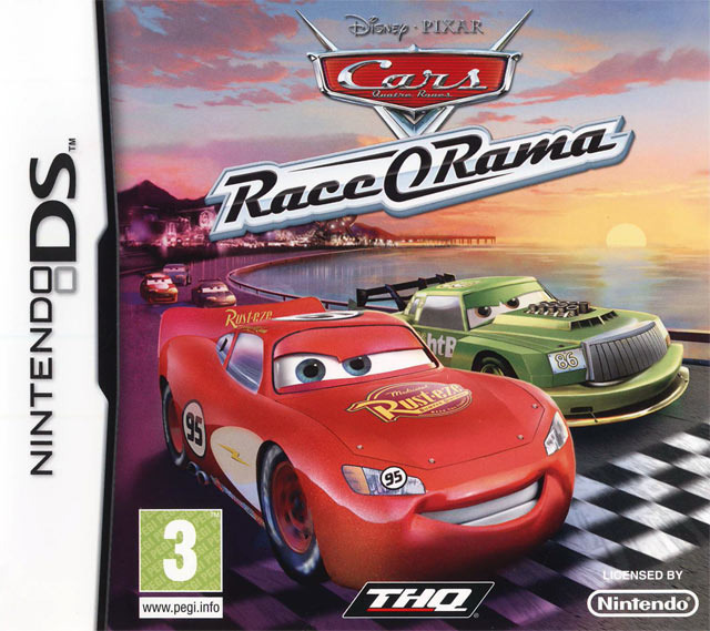 cars race o rama sur nintendo ds. Black Bedroom Furniture Sets. Home Design Ideas