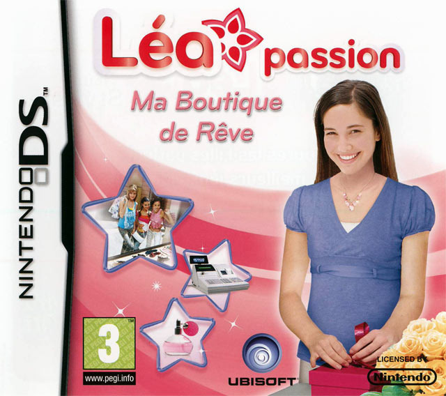l a passion ma boutique de r ve sur nintendo ds. Black Bedroom Furniture Sets. Home Design Ideas