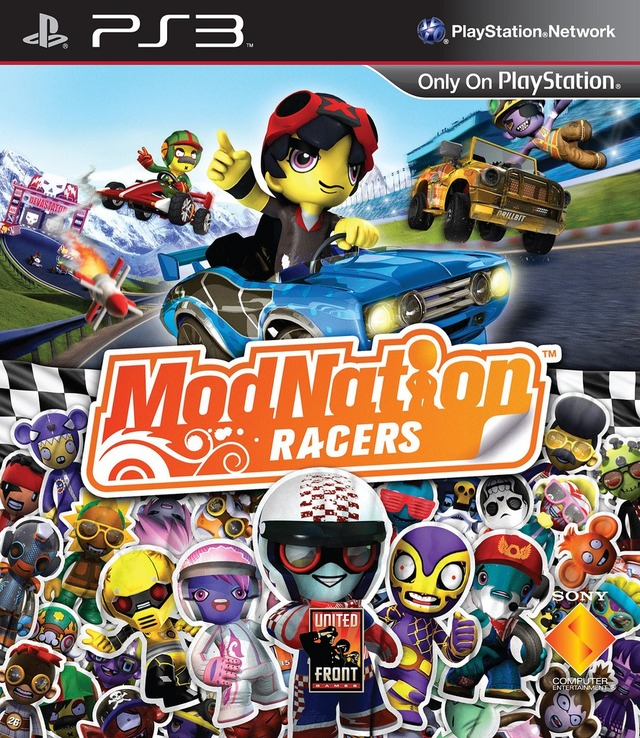 [Multi] ModNation Racers EUR JB PS3-MRN - Megaupload