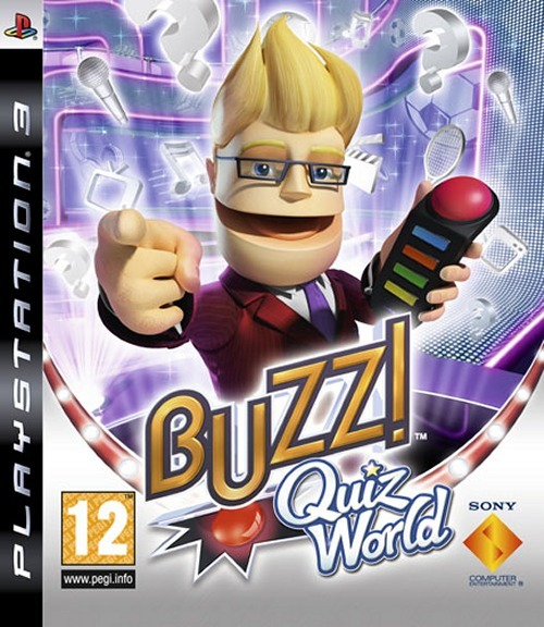 World Of Buzz: Buzz ! : Quiz World Sur PlayStation 3
