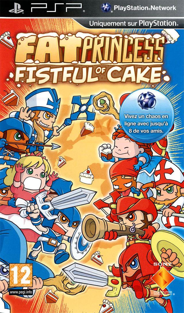 telecharger gratuitement  Fat Princess Fistful of Cake