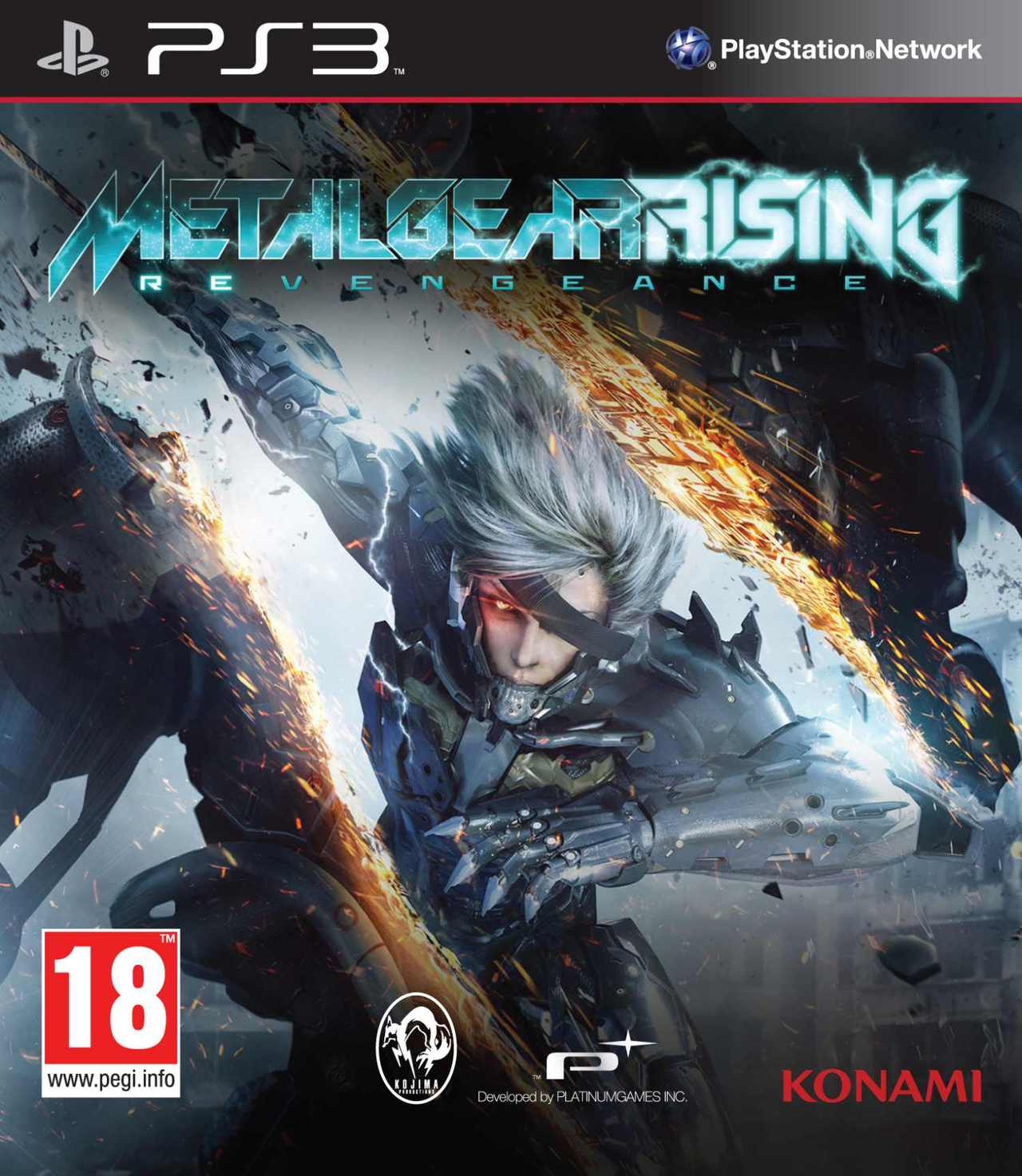 Images Metal Gear Rising : Revengeance PlayStation 3 - 1