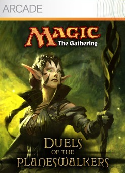 magic the gathering duels of the planeswalkers sur xbox 360. Black Bedroom Furniture Sets. Home Design Ideas