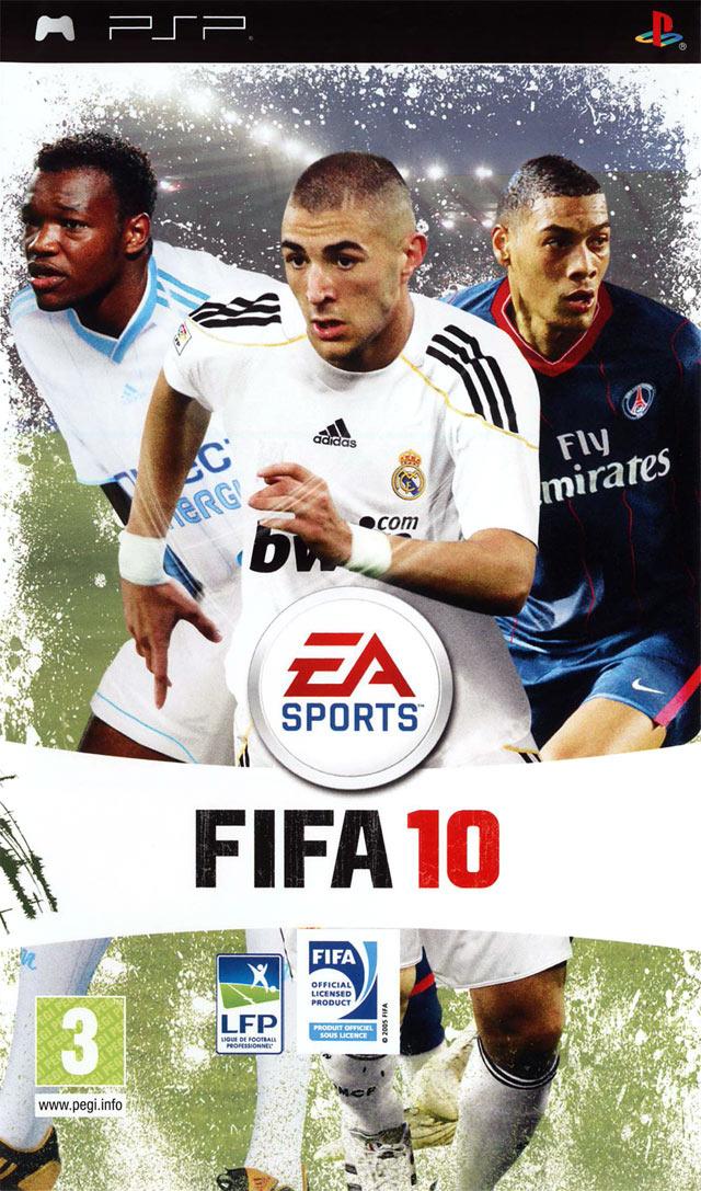 FIFA 10 [PSP][ST]