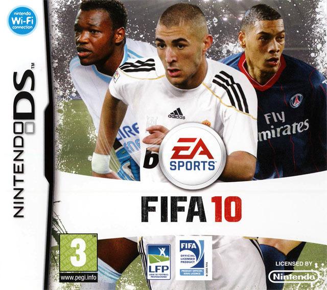 FIFA Soccer 10 USA NDS-BAHAMUT [HF]