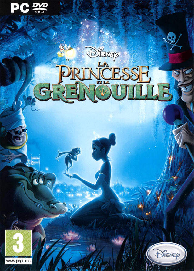 La Princesse et la Grenouille - PC - 5links - 2010