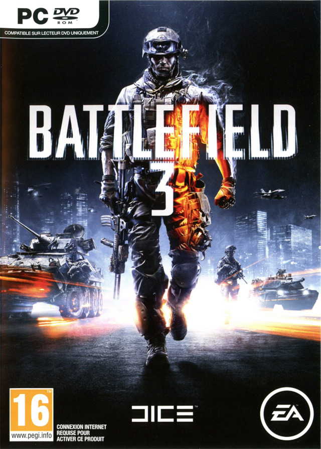 Battlefield 3-RELOADED
