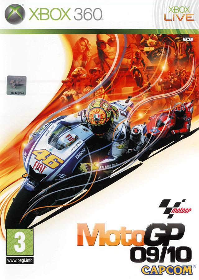 MotoGP 09/10 sur Xbox 360 - jeuxvideo.com