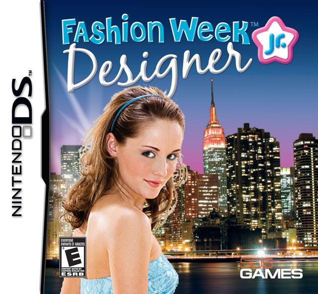 Fashion Week Junior Designer Sur Nintendo Ds