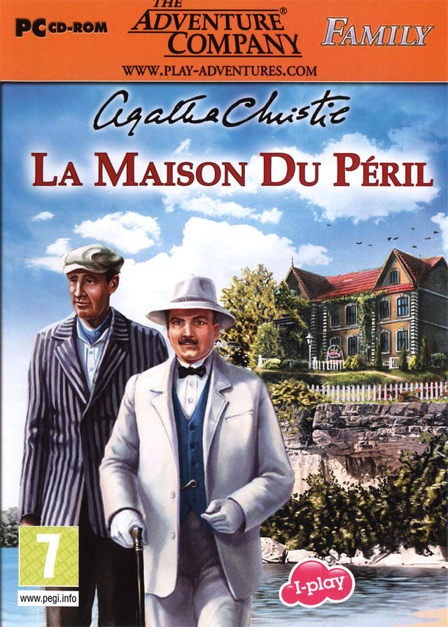 Agatha Christie Peril at End House [Multi3/FR] [FS]