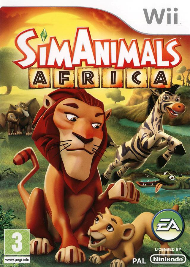 Simanimals africa sur wii - Jeux de go diego ...