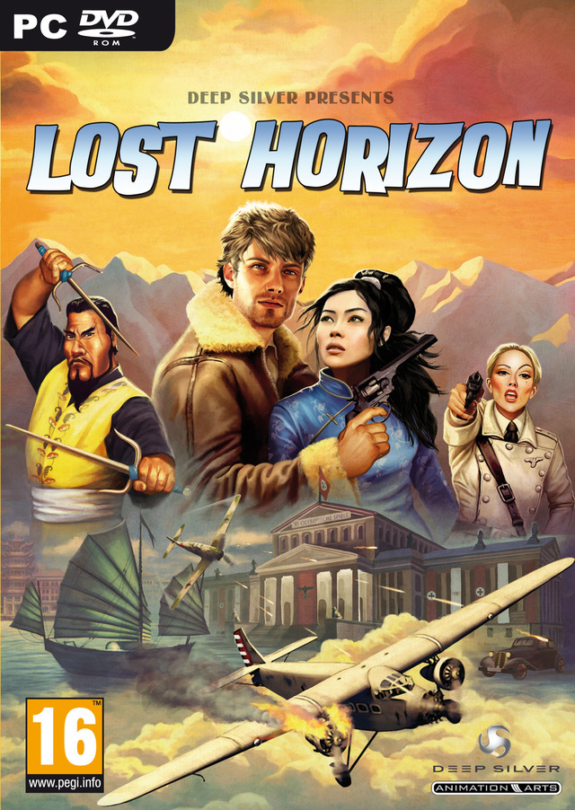 [MU] Lost Horizon