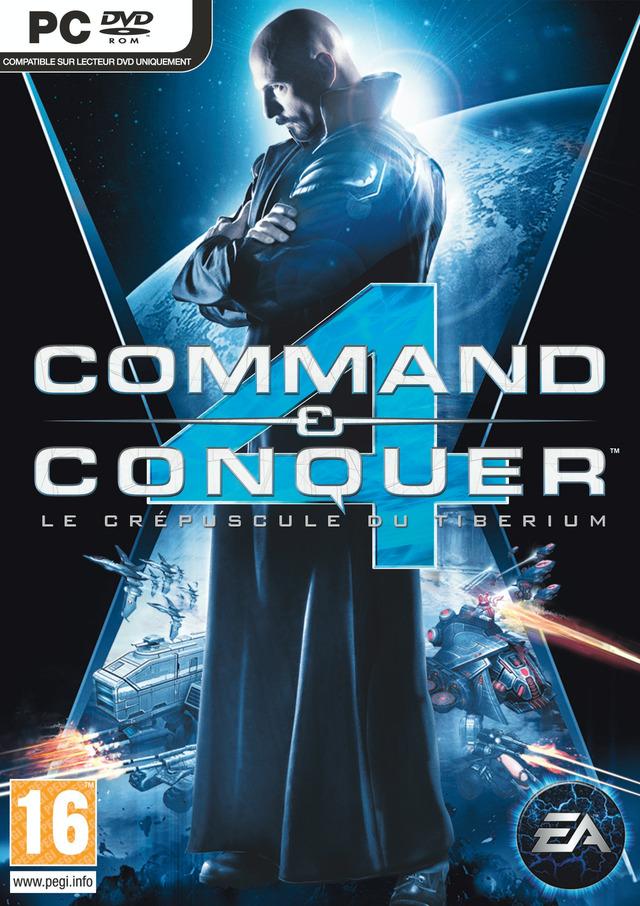 تحميل لعبة command and conquer 4 tiberian twilight مضغوطة