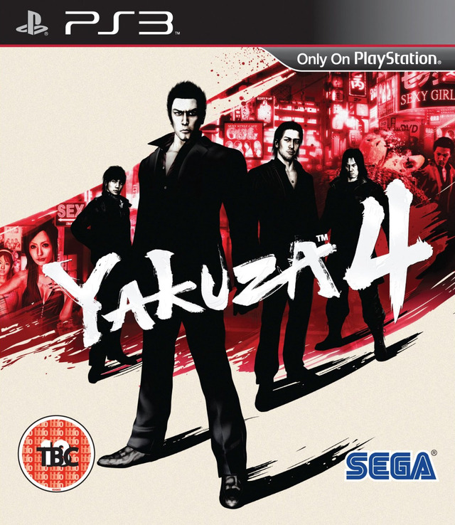 Yakuza 4 EUR PS3-ABSTRAKT 2011 Multi 3.41-3.55