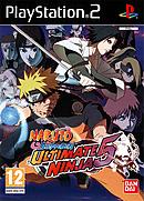 Naruto Shippuden : Ultimate Ninja 5