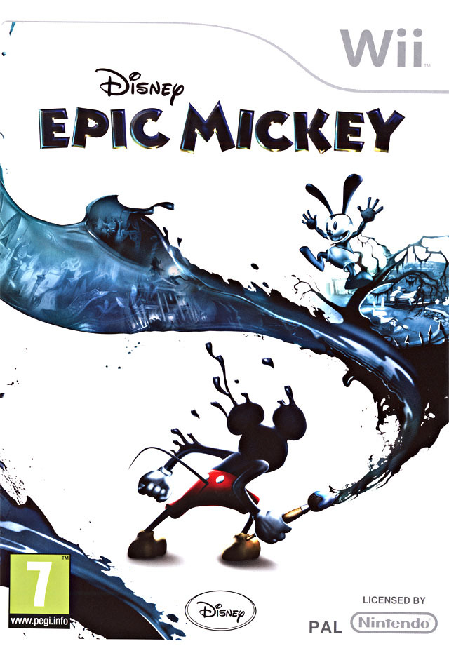 Epic Mickey [Wii] [PAL] [Scrubbed] [FS]