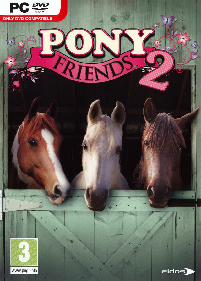 [Multi] Pony Friends 2 exclue