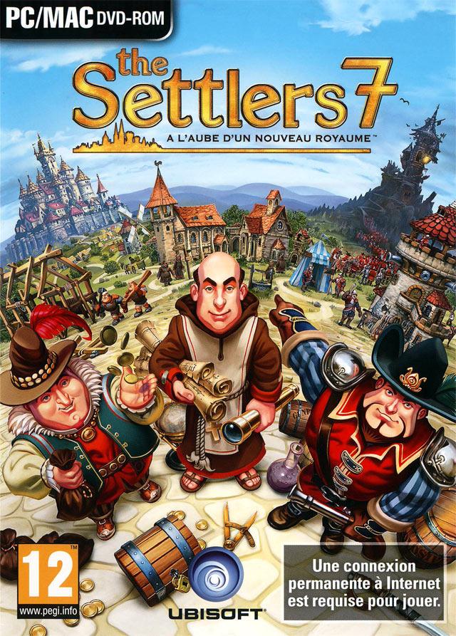 The Settlers 7 : A l'Aube d'un Nouveau Royaume  [PC]