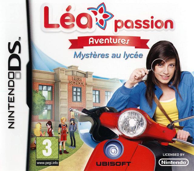 Léa Passion Aventure : Mystères au Lycée (E) [US]